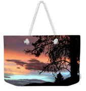 A Sky To Behold Weekender Tote Bag