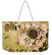 A Small Boma And Family Compound Weekender Tote Bag