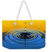 A Small Drop Of Hope Weekender Tote Bag