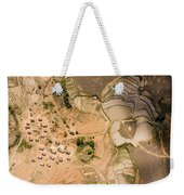 A Small Rice Village In The Central Weekender Tote Bag