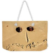 A Smile For You Weekender Tote Bag