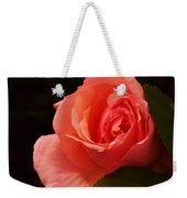 A Soft Rose  Weekender Tote Bag