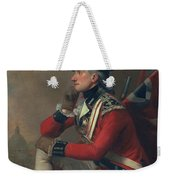 A Soldier Called Major John Andre Weekender Tote Bag by English School