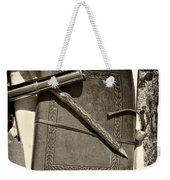 A Soldier's Recollection Weekender Tote Bag