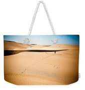 A Solitary Walk Weekender Tote Bag