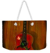 A Song For My Love Weekender Tote Bag