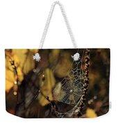 A Spiders Creation Weekender Tote Bag