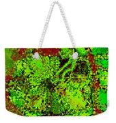 A Splash Of Battery Acid And It All Goes To Hell Weekender Tote Bag