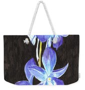 A Spray Of Orchids Weekender Tote Bag
