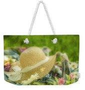A Spring Afternoon Weekender Tote Bag