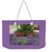 A Spring Bouquet From Mount Vernon, Baltimore Weekender Tote Bag