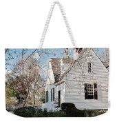 A Spring Day In Colonial Williamsburg Weekender Tote Bag