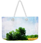 A Spring Day In Texas Weekender Tote Bag