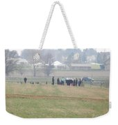 A Spring Gathering Weekender Tote Bag