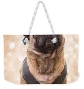 A Star Is Born - Dog Groom Weekender Tote Bag by Edward Fielding