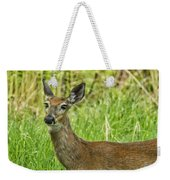 A Stardust Child Of Woodstock No. 2 Weekender Tote Bag