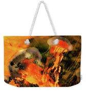 A Sting Like Fire Weekender Tote Bag