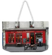 A Stop Along The Journey Weekender Tote Bag