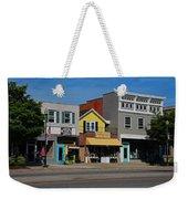 A Street In Perrysburg I Weekender Tote Bag