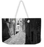 A Street In Sicily Weekender Tote Bag