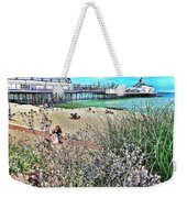 A Stroll At The Seaside  Weekender Tote Bag