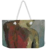 A Study Of A Standing Nude Weekender Tote Bag