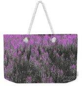 A Suggestion Of Wildflowers Weekender Tote Bag