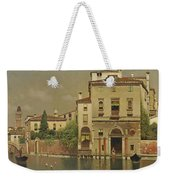 A Sultry Day In Venice Weekender Tote Bag