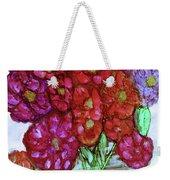 A Summer Bouquet Weekender Tote Bag