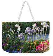 A Summer Garden Weekender Tote Bag