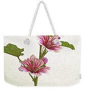 A Summer Splash Of Color Weekender Tote Bag