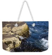 A Summer's Day At Nubble Light, York, Maine  -67969 Weekender Tote Bag