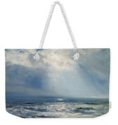 A Sunbeam Over The Sea Weekender Tote Bag