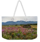 A Sunday Afternoon Drive Weekender Tote Bag