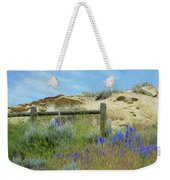 A Sunday Evening Stroll Weekender Tote Bag