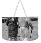 A Sunday Stroll In The Country Weekender Tote Bag