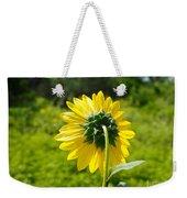 A Sunflower's Backside Weekender Tote Bag