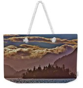 A Sunny Day On The Kachemak Bay Weekender Tote Bag
