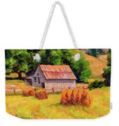 A Sunny Morning Weekender Tote Bag