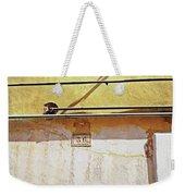A Sunny Wall Weekender Tote Bag