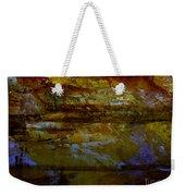 A Sunset Glow Weekender Tote Bag