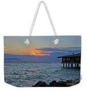 A Sunset On Berkeley Weekender Tote Bag