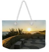 A Sunset Relaxation Zone - Weekender Tote Bag