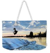 A Sunset Show Weekender Tote Bag