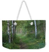 A Suspended Silence Where The Wild Things Are Weekender Tote Bag