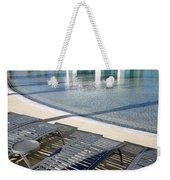 A Swimming Pool Weekender Tote Bag