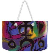 A Symbol Of Life Weekender Tote Bag