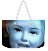 A Tad Chilly  Weekender Tote Bag