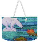 A Tale Of Light And Ice Weekender Tote Bag