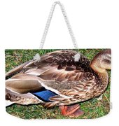 A Tame Crow Weekender Tote Bag